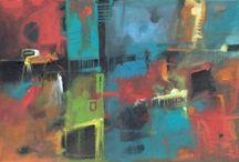 Pinturas / Obras de Arte produzidas por pintores premiados, disponíveis em nossa galeria P&B