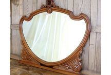 Antique Mirrors / To find out more information, check out our website here: http://www.taylorsclassics.com/furniture/antique-and-reclaimed-furniture/mirrors/