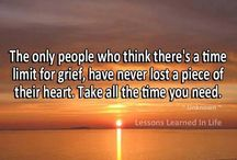 Grief / by campsey family