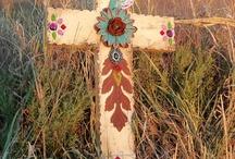 Cross patterns / by Carmen Howell