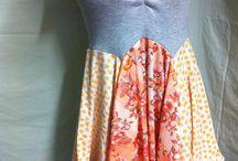 ompelu (vaatteet) / sew clothes