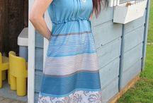 Dress patterns / Things I would like to make :)