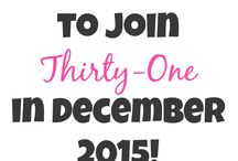 Become a Thirty-One Consultant / Have you ever thought about joining Thirty-One? I will keep you up to date on all the news regarding joining Thirty-One!  Melissa Fietsam, Ind. Senior Executive Director at Thirty-One Gifts www.buymybags.com  #31 #31bag #31bags #enrollmentkit #enrollment #kit #join #joinThirtyOne #becomeaconsultant #findacnosultant #find #become #thirtyone #thirtyonegifts #starterkit #starter