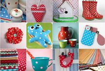 All things polka dot! / by Dana Bolyard