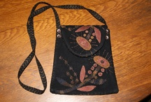 Hats & Purses by Me / I love making hats & purses when I'm not making quilts / by Nancy Moore