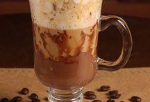 Coffee & capuccinos