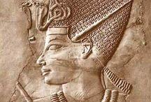 Egypt mythology / by Bonnie Alexander