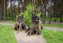 Kerti szobrok / Kerti szobrok