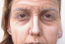 invecchiamento pittorico
