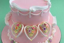 pasteles decorados