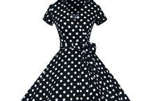 50s Vintage Style Dress / Vintage dress, 1950s vintage dress,50s Vintage Style Dress, 50s Style Fashion