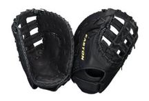 First Base Gloves / First Base Gloves also commonly called First Base Mitts, are designed to make it easier for the player at First Base to field and catch the ball. Due to the nature of the First Base position First Base Gloves, like Catchers Gloves, get a lot of use.