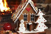 Christmas: gingerbread / Christmas: gingerbread