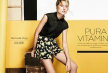 Pura Vitamina / #Fashion #Women #Elogy #Tintoretto #Spring  / by El Corte Inglés