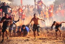 Spartan and mudder