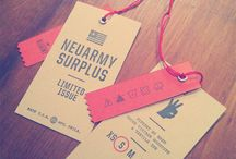 | Labels / Hang-tags |