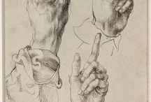 dürer's hands