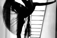 Once I was a dancer.