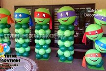 Balloon Character Sculpture Ideas / Balloon Character scuplture Ideas