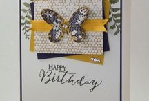Stampin' Up! - Butterfly Basics / Spring/ Summer catalogue 2015