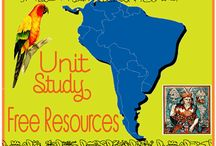Education ~ Geography South America