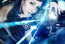 Kandii ♦ Cyber ♦ RaVe / by Cora Zane