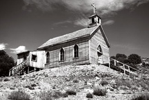 Country Churches / by Kim Cooper