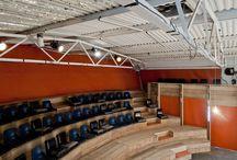 Temporary theatre