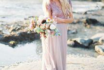 Lavender Wedding Dresses
