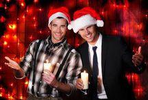 Christmas M/M Loving