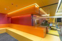 Office Interior Design / Idee, spunti, ispirazioni, consigli, tutto sull' Interior Design e in particolare sull' Office Interior Design
