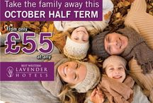 October Half Term 2016 / Family breaks in the North West