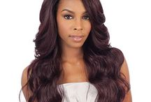 Lace Front Wigs / Lace front wigs give you a different look and feel in a crowd of thousands, buy a beautiful wig and feel confident. visit: http://www.sistawigs.com/lace-front