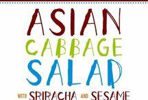 Cabbage slad