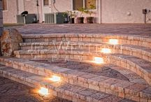 Paver Steps / Step Out In Style: San Diego Pavers Steps Gallery  http://www.westernpavers.com/san-diego-pavers-steps-gallery.html