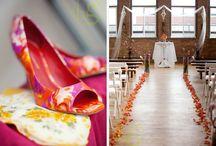 """Photos of my own wedding / Photos of my own wedding on 4/23/1 featured on TLC's """"Four Weddings,"""" taken by my friend Hannah Goering"""