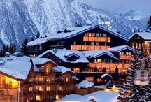 French Ski Resorts... / France has some great holiday locations for Skiing