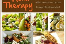 Menu Therapy Cooking Inspiration