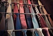 Stylish Ties / by A. Farley Country Attire & Exclusive Menswear