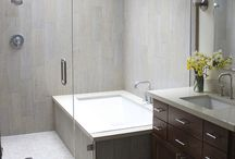 bathroom ideas / renovating a bathroom and adding an ensuite