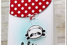 MFT Happy Pandas / by Charmaine Stack