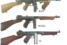 Historical weapons