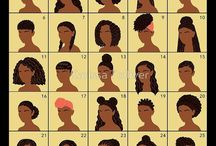 Infographs for your Hair *