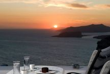 Magnificent views... / Nothing comes close to Santorini in terms of natural magnificence, island mystique and an inexplicable energy. Enjoy its dramatic views... http://goo.gl/MxSh6a