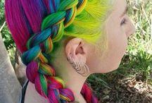 Hair Colors / Hair colors my kids like.