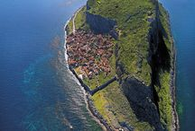 Greek Island Monemvasia
