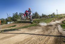 Botturi prova per moto.it la Honda Africa Twin CRF1000 e il KTM 1090 Ad. R (Foto di M. Di Trapani).