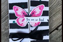 Stampin' Up! Watercolour Wings