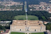 Reggia di Caserta- The Royal Palace of the Borbonis / Pics from my March 2013 visit & some historical and social insights