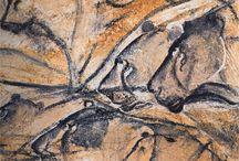 PALEONTOLOGY / Cave Art, dinosaurs (special), fossils, archeology etc.